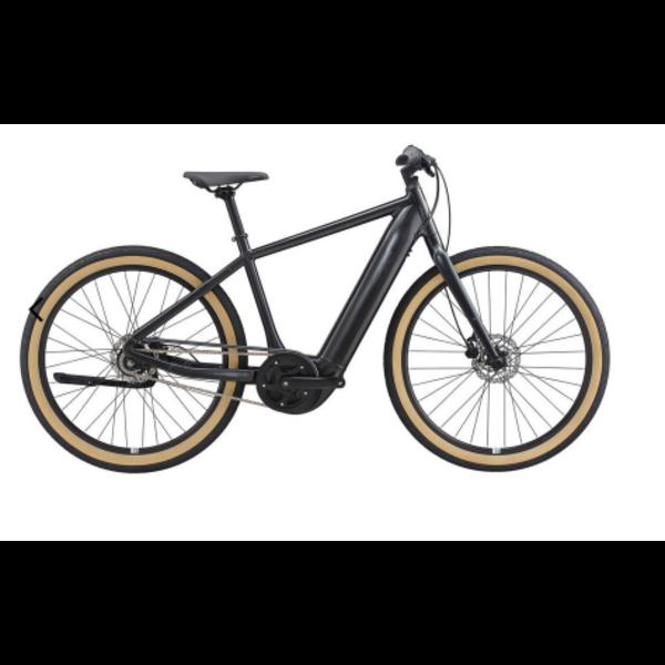 GIANT Transend E+ GTS noir - Vélo électrique