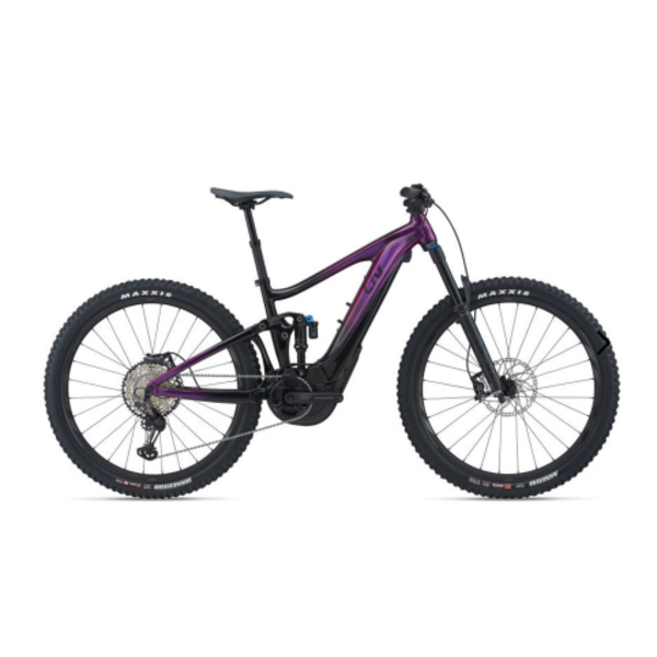 LIV 21 Intrigue X E+ 1 Pro 32km/h XS Chameleon Plum