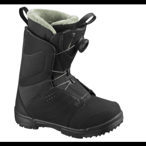 SALOMON Pearl Boa 2021 - Bottes planche à neige Femme