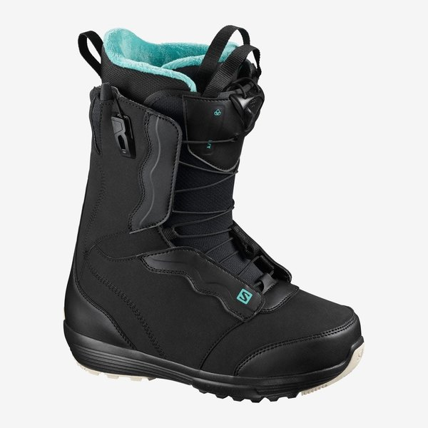 SALOMON IVY BLACK/BK/MEADOWBROO