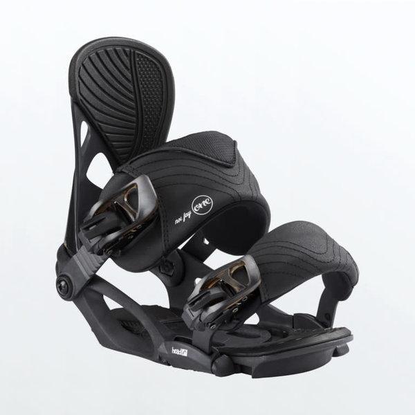 HEAD Fixation snowboard NX FAY BLACK
