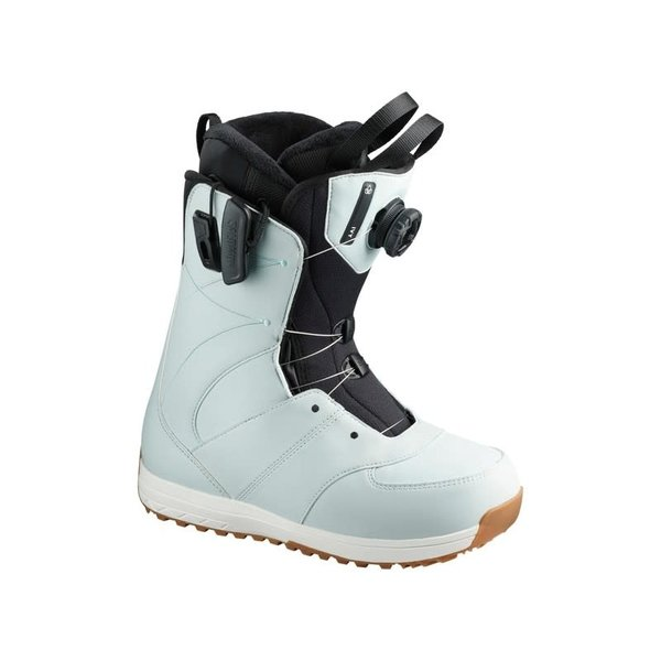 SALOMON Ivy Boa SJ 2020 - Bottes planche neige