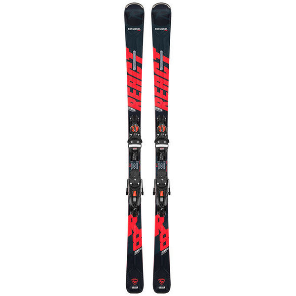 ROSSIGNOL REACT 8 HP/NX12