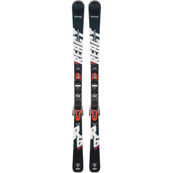 ROSSIGNOL REACT 6 COMPACT (XPRESS)