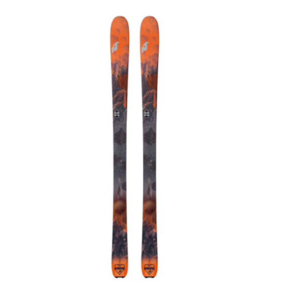 NORDICA NAVIGATOR 90 FLAT ORANGE