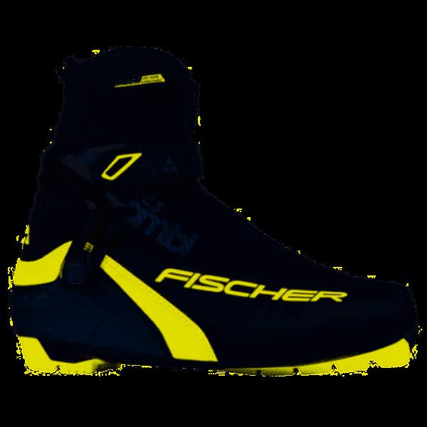 FISCHER Bottes de ski de fond RC3 COMBI