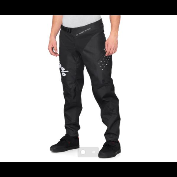 100% R-Core - Pantalons noir vélo montagne