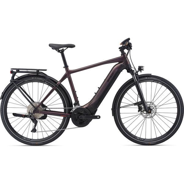 GIANT Explore E+ 1 Pro 2021 - Vélo électrique (barre droite)