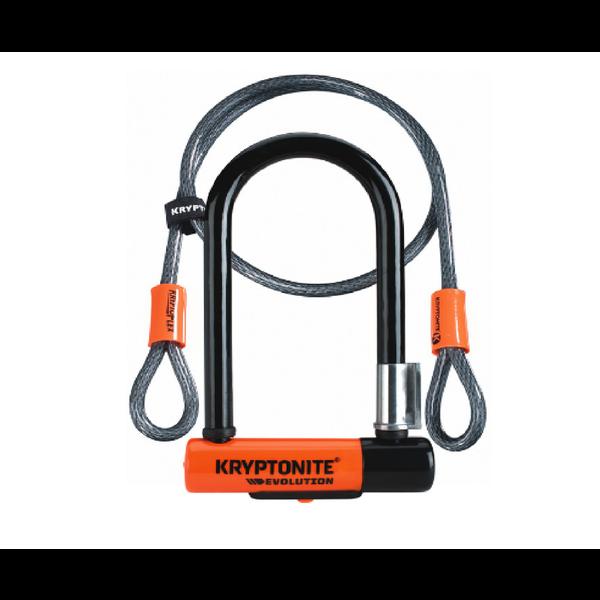 KRYPTONITE Evolution Mini- Cadenas à cable
