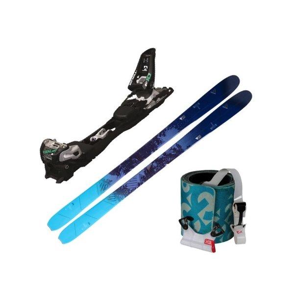 FISCHER My Ranger 89, Marker F10 et G3 Escapist Glide