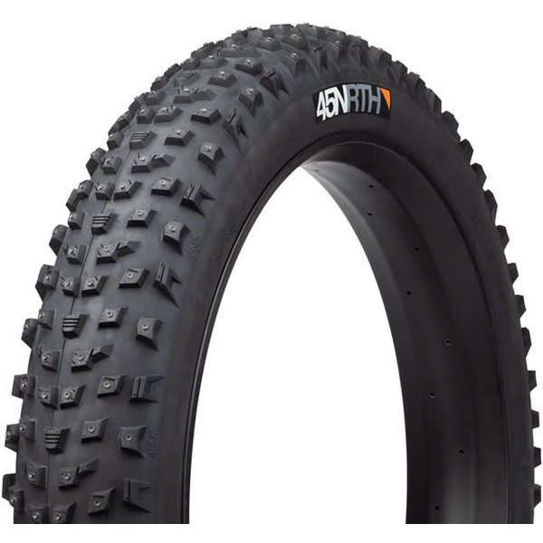 45NRTH Pneu Fat bike Clouté  Wrathlorde 120tpi