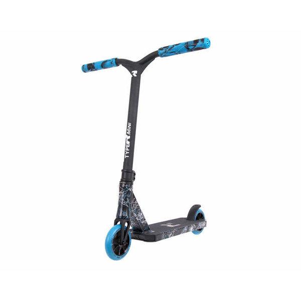 ROOT INDUSTRIES Type R Mini Blue Splatter - Trotinette