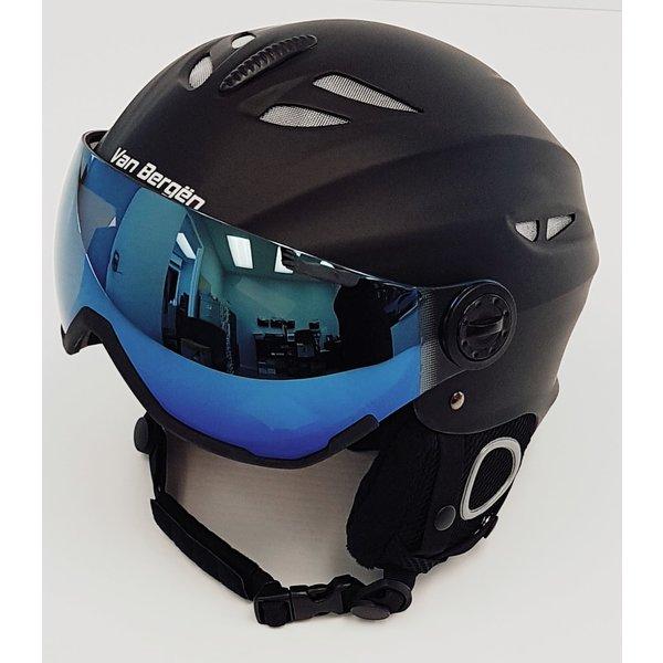 Casque de ski senior avec visiere