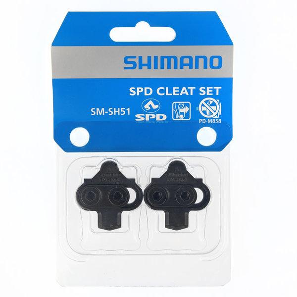 SHIMANO Cales de vélo SM-SH51