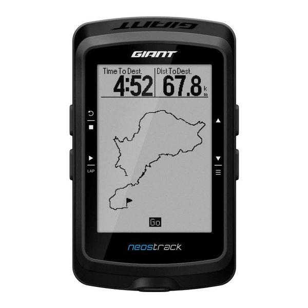GIANT Cyclomètre GPS NEOSTRACK