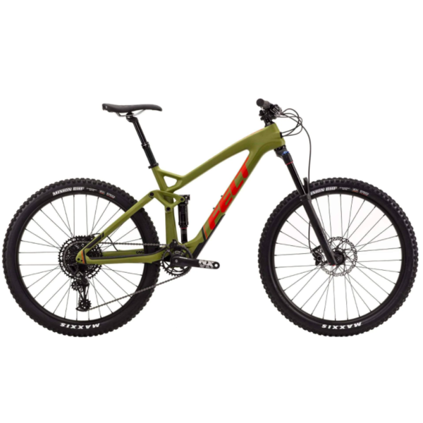 FELT Location saison - Vélo de montagne Decree Carbon 2019