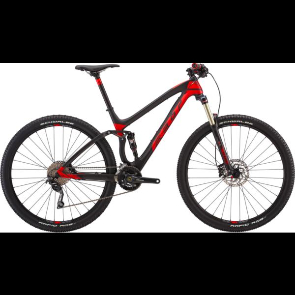 FELT Location saison - Vélo de montagne Edict Carbone 2018