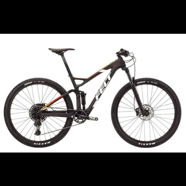 FELT Location saison - Vélo de montagne Edict Carbone 2019