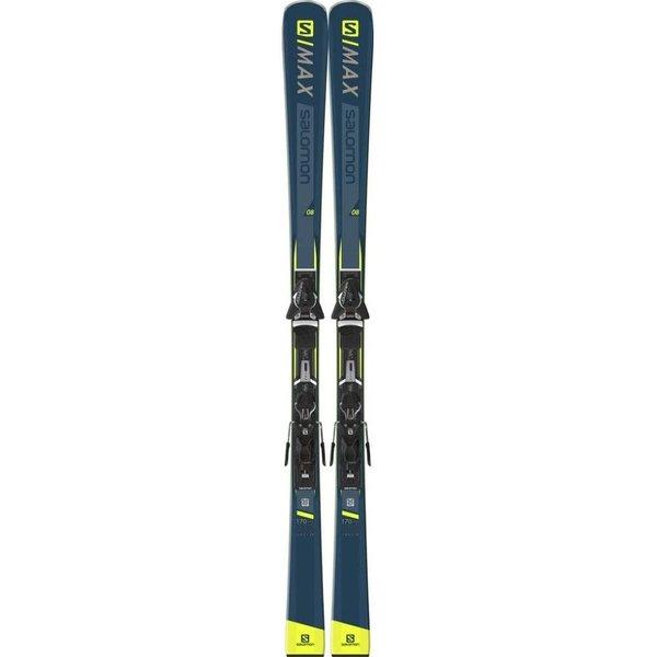 SALOMON Ski alpin E S/Max 8+Mercury