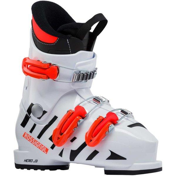 ROSSIGNOL Bottes de ski jr Hero J3 Blanc