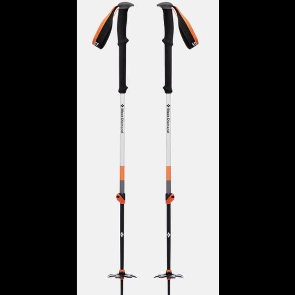 BLACK DIAMOND Bâtons de ski ajustable Expedition 2
