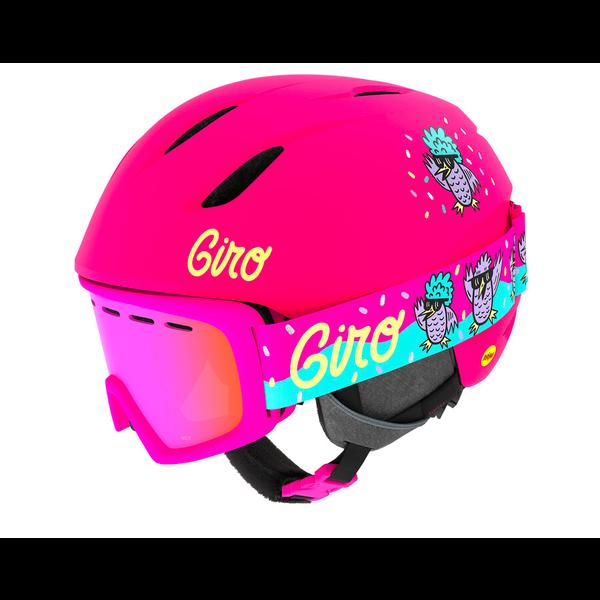 GIRO Ensemble casque et lunette junior Launch CP