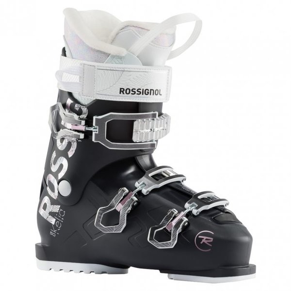 ROSSIGNOL Botte de ski Kelia 50 Noir/Blanc
