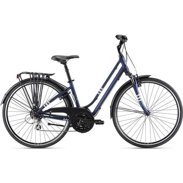 LIV Flourish FS 2 - Vélo hybride confort