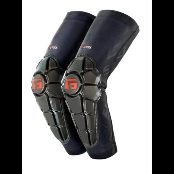 G-FORM Pro-X2 - Protège-coude montagne noir junior