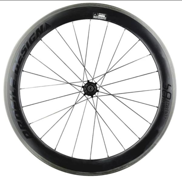 Profile Design #58 Twentyfour - Roue carbone pour freins à disque