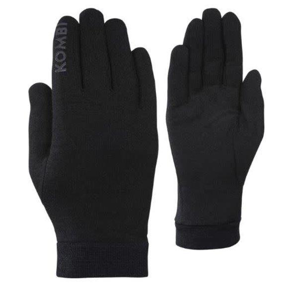 KOMBI 100% Mérino - Sous-gants homme