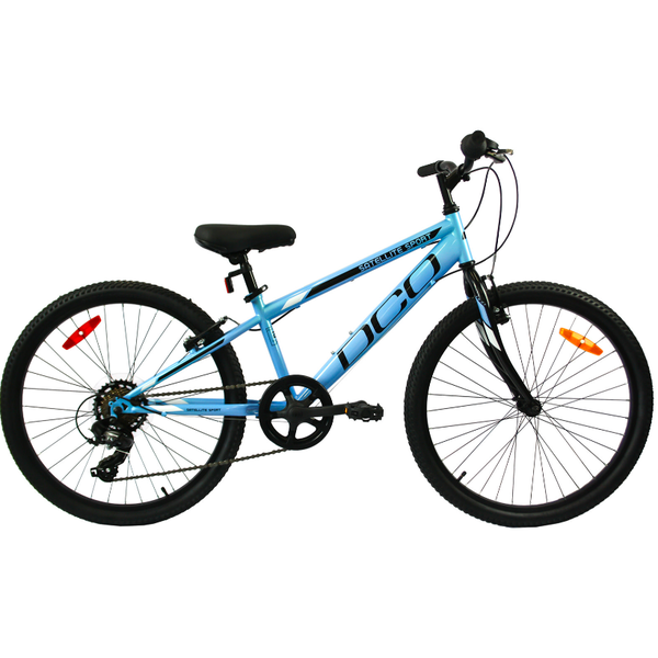 "DCO Satellite  Sport Girl 24"" - Vélo pour enfant"