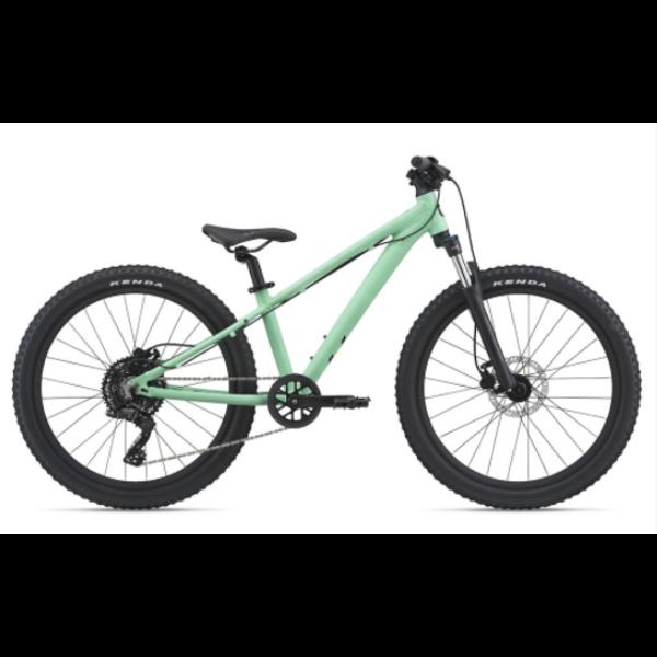 LIV STP 24 FS-Neo Menthe-vélo montagne pour enfants 9 à 12 ans