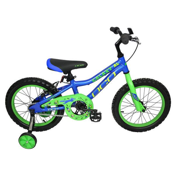 "DCO Galaxy 16"" Aluminium - Vélo pour enfant"
