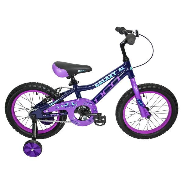 "DCO Galaxy Girl 16"" AL - Vélo pour enfant"