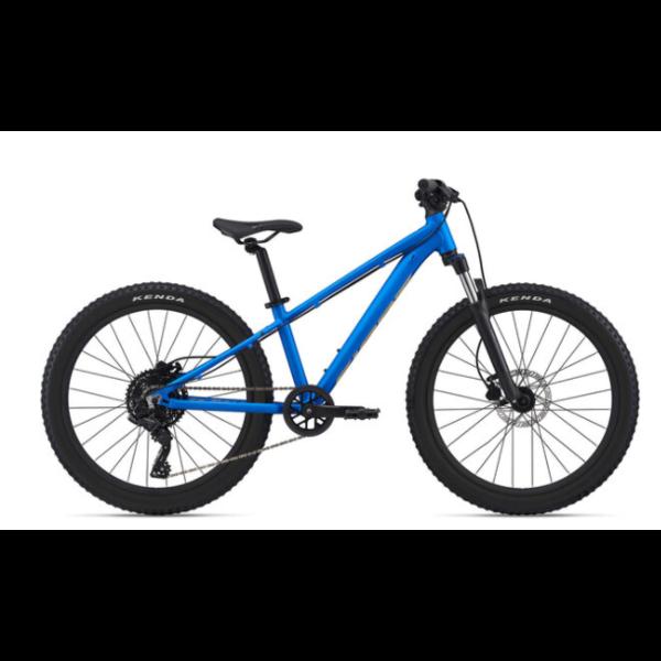 GIANT STP 24 FS OSFM Azure Blue- vélo de montagne pour enfants 9 à 12 ans