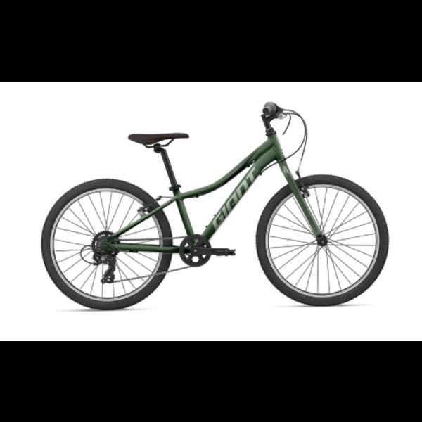 GIANT XTC Jr Lite 24 Trekking Green- vélo de montagne pour enfants 9 à 12 ans