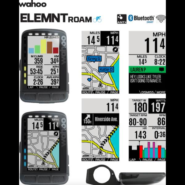 WAHOO Elemnt Roam - Cyclomètre GPS