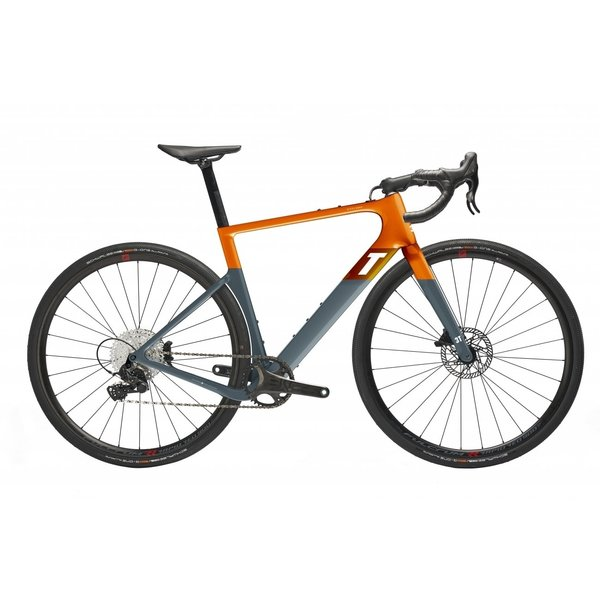 3T CYCLING Exploro Race Ekar (1x13) - Vélo de gravel de performance (Pré-commande)