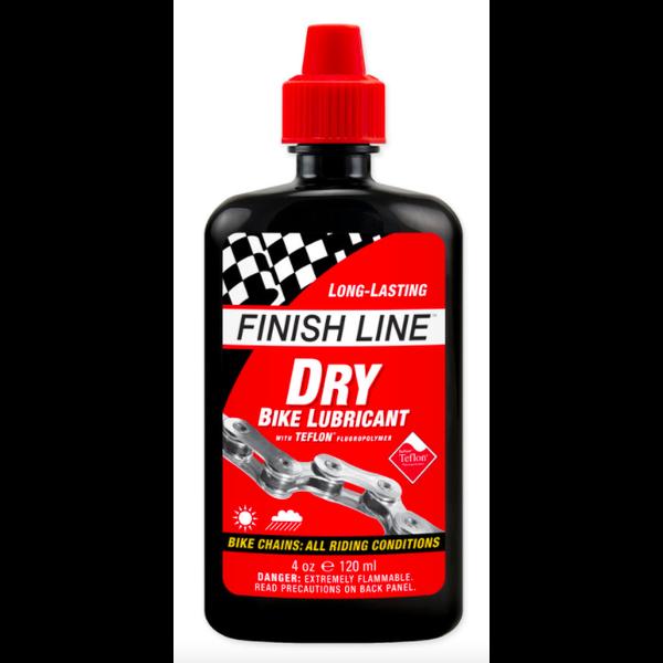 FINISHLINE Dry - Lubrifiant pour chaine 4oz