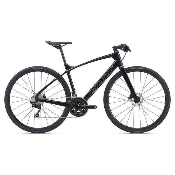 GIANT FastRoad Advanced 1 - Vélo hybride performance