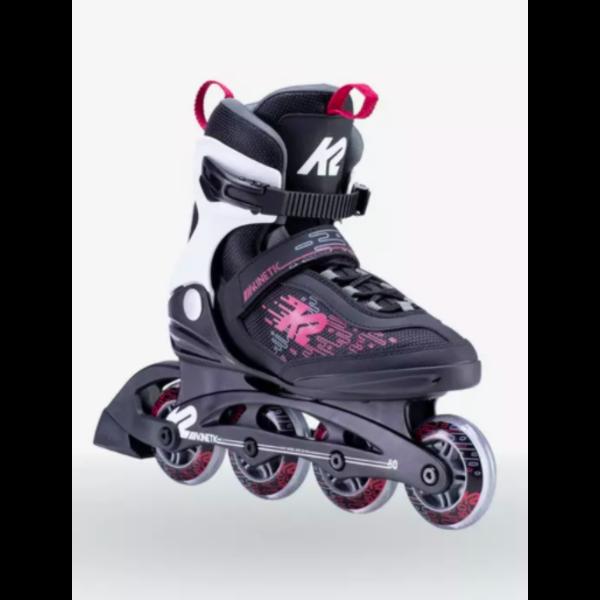 K2 Kinetic 80 W - Patins à roues alignées Femmes