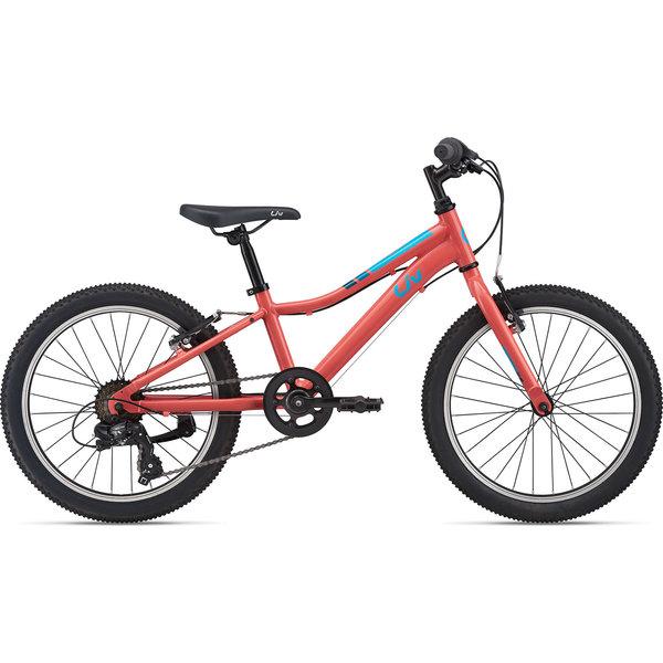 LIV Enchant 20 Lite Saumon - Vélo montagne pour enfant 5 à 9 ans