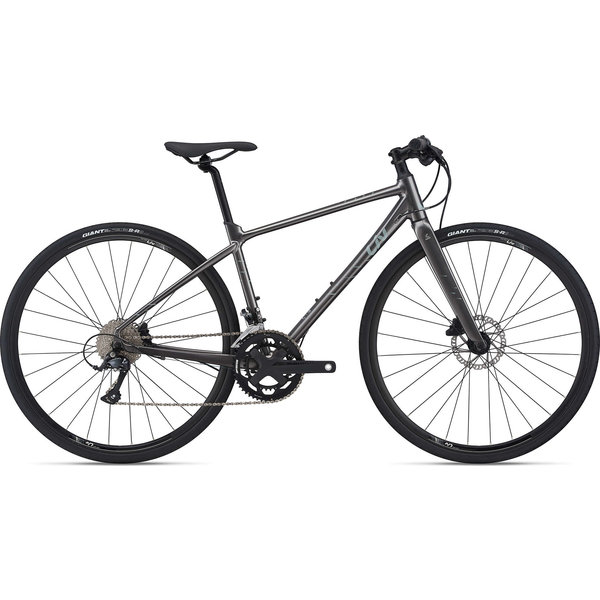 LIV Thrive 2 2021 - vélo hybride performance Femme