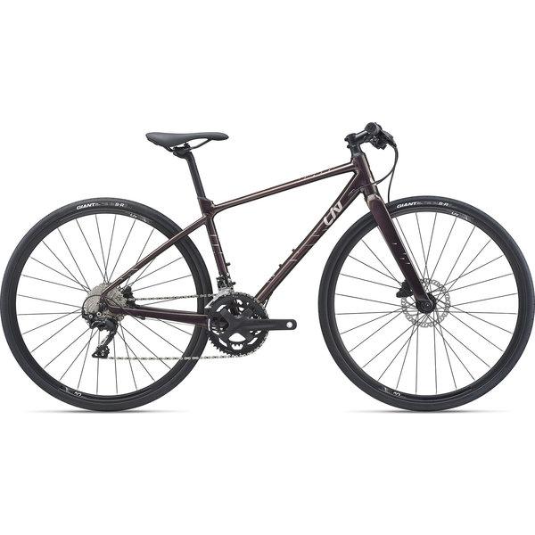 LIV Thrive 1 2021 - Vélo hybride performance Femme