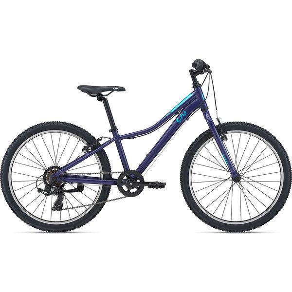 LIV Enchant 24 Lite Astral Aura - Vélo montagne pour enfant de 7 à 12 ans