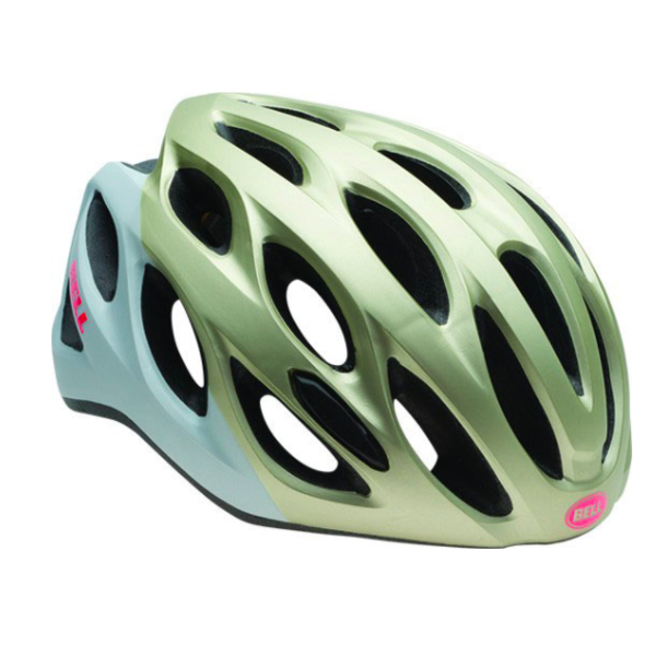 BELL Tempo MIPS - Casque vélo route Blanc/ Platine