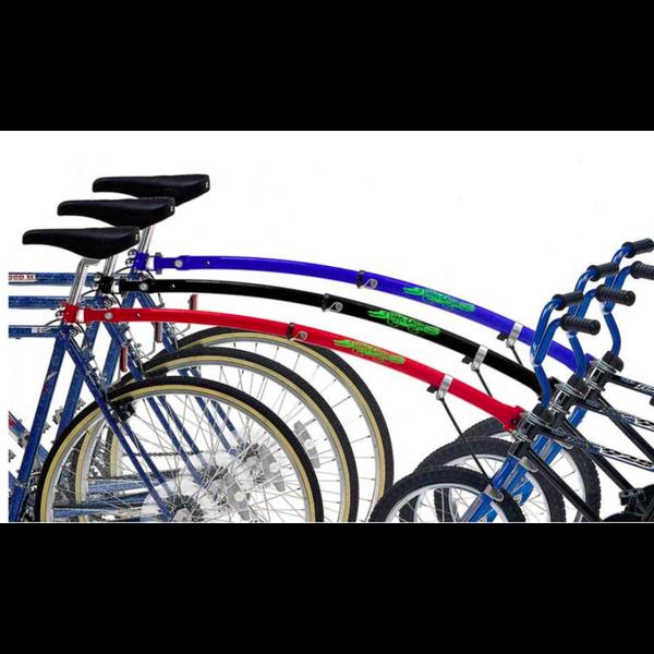 TRAIL-GATOR Barre de remorquage pour vélo enfant