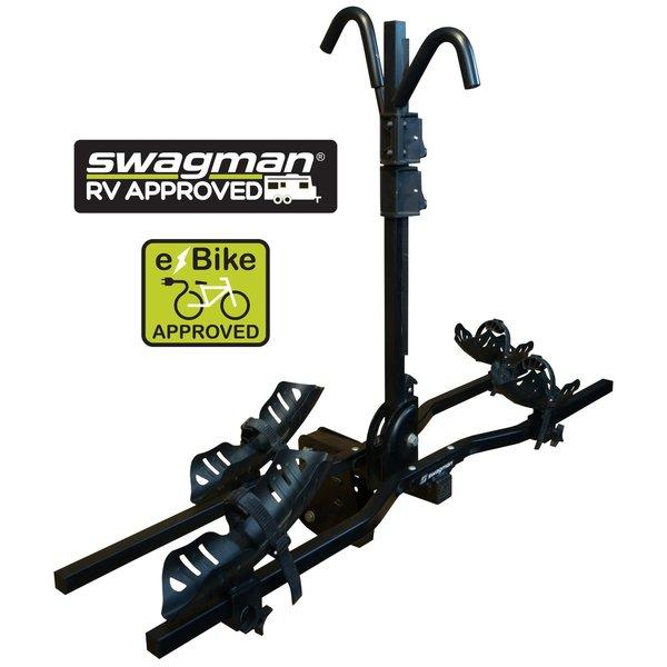 Swagman E-SPEC - Porte vélo électrique 2 places