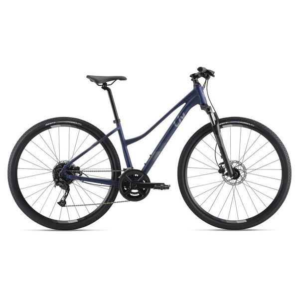 LIV Rove 2 Disc 2021 - Vélo hybride cross simple suspension